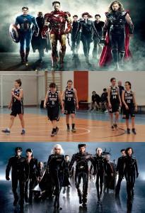 z - Group Heroes