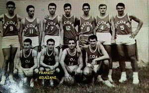 Recoaro Vicenza serie  B 1961