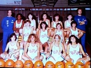 Zolu Vicenza femminile anni 80